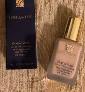 estee lauder double wear foundation 3 shade