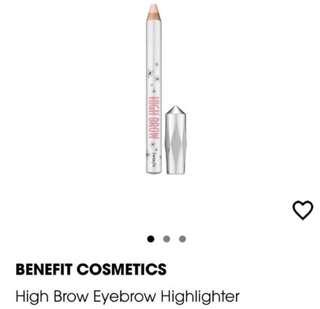 benefit highbrow highlighter