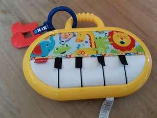 Fisher Price Move and Groove Piano