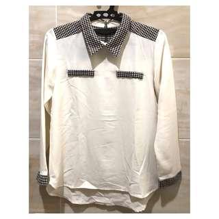 Long Sleeve Shirt Tangan Panjang Baju