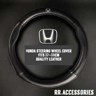 BN CF Honda steering wheel cover