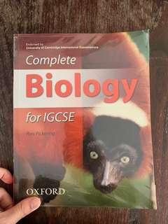 Complete Biology for IGCSE