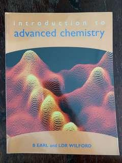 Introduction to Advanced Chemistry