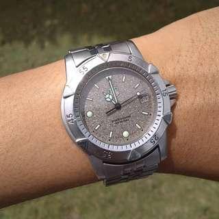 Tag Heuer 1500 granite dial