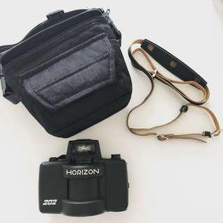 Horizon 202 全景菲林相機