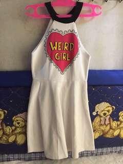 Dress Weird Girl