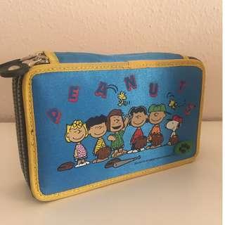 Vintage 90s Peanuts Back To School Stationery Set