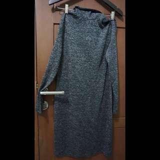 H&M glitter dress