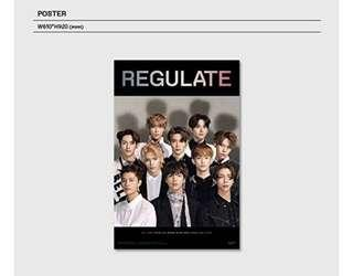NCT127 - Regulate Poster