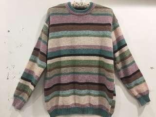 🚚 中性毛衣(男女均適穿)100%毛料