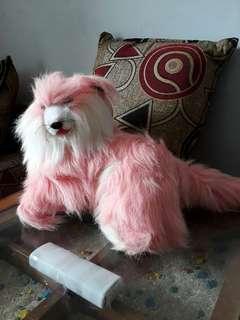 Boneka Dogi Berbulu