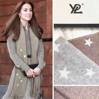 YPL羊駝絨頸巾