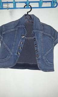 Crop Top Jeans