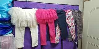 小女 褲子