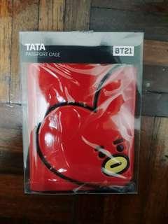 BT21 TATA PASSPORT COVER