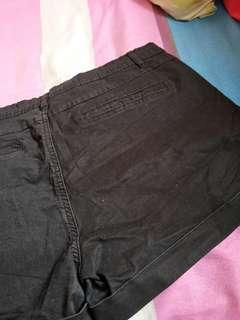 Cotton On Black Chino Shorts EU sizd 42