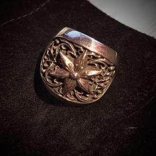Chrome hearts ring goros tk 18k