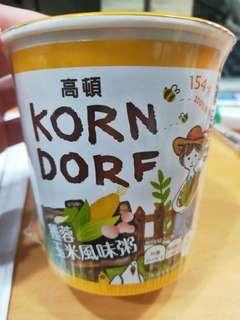 🚚 高頓 KORN DORF 雞蓉玉米風味粥 10碗