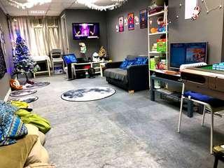 旺角Party room