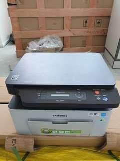 Samsung laser printer giveaway