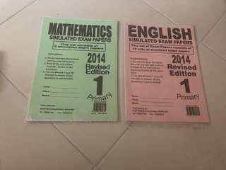 P1 Exam Papers