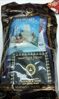madam heng soap christmas set