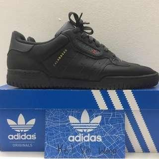 Yeezy Powerphase Triple Black