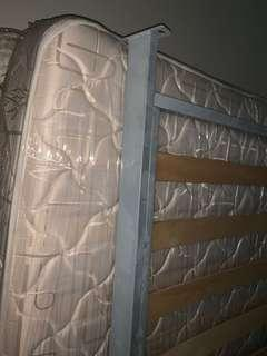 Excellent Condition Queen Bed and Mattress for Sale CHEAP!!!