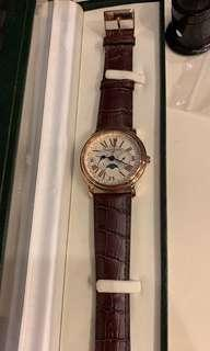 Nos Frederique constant rose gold
