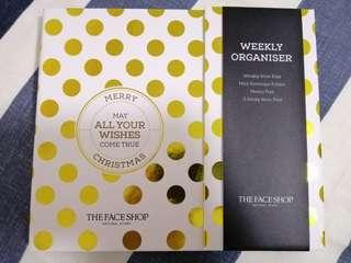 Weekly Organiser [The Face Shop]
