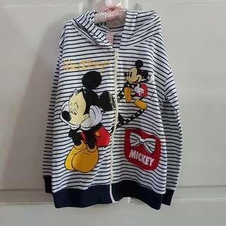 Sweater Hodies Girls karakter Mickey