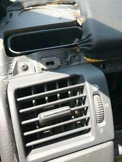 Mercedes w210 ac vent