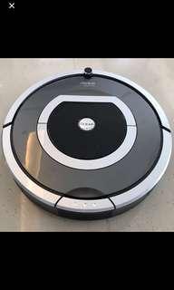 iRobot roomba 780 Vacuum Cleaner