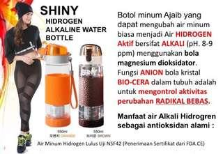 SHINY Alkaline Water Bottle