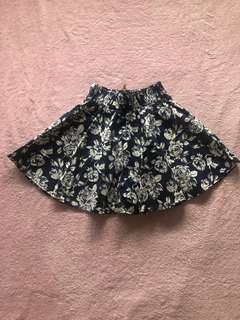 Nava Floral Skirt