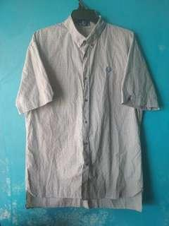 Kemeja fredperry button down