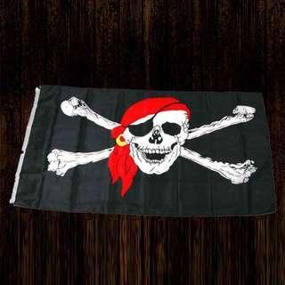 Bendera pirates of Caribbean