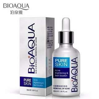 Pure skin anti acne bioaqua