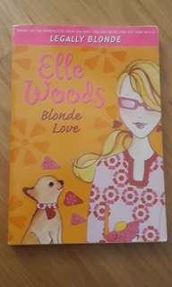 Elle Woods Blonde Love