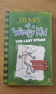🚚 Diary Of A Wimpy Kid, The Last Straw