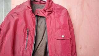 Parachute windbreaker Jacket