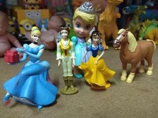 Original Disney Figure Set