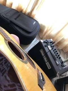 Yamaha LS6 ARE and Hartke ACR5