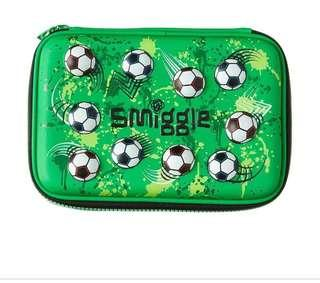 Smiggle Pencil Case green Rm58 New