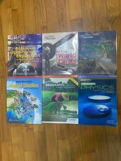 Preloved textbooks