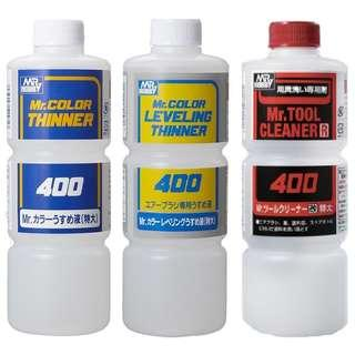 Mr Color Leveling Thinner and Tool Cleaner (400ml)