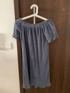 The Editor's Market Off shoulder dress