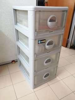 5-tier drawer( clear color)