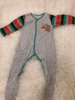 Mothercare Sleepsuit 9-12m