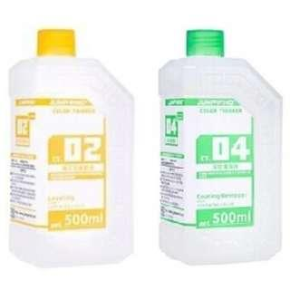 Jumpwind Leveling Thinner, Coating Remover 500ml lacquer
